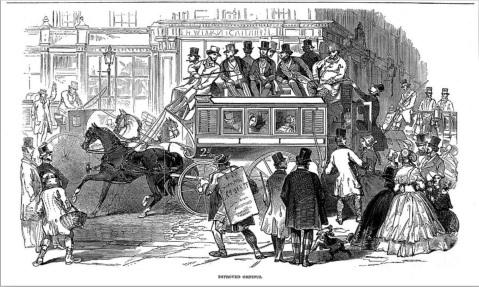 London Omnibus, 1847
